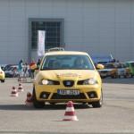 Publikovani fotografii z akce Autosalon 2011